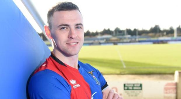 New chapter: Inverness ace Darren McCauley