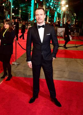 Michael Fassbender attending the EE British Academy Film Awards at the Royal Opera House, Bow Street, London. Sunday February 14, 2016. Ian West/PA Wire