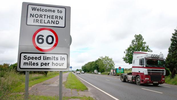 The border between Northern Ireland and the Republic is major obstacle to Brexit
