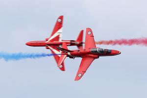 The Portrush Airshow was called off  after having its funding withdrawn