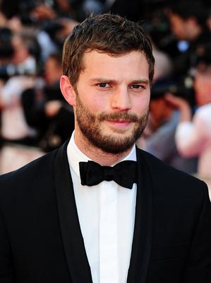 Jamie Dornan has told The Observer Magazine that filming racy scenes for the film Fifty Shades of Grey with co-star Dakota Johnson was not sexy. Ian West/PA Wire.