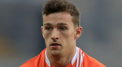 In form: Ethan Rafferty can play a vital role for Grange