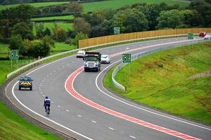 The new £35m bypass in Magherafelt, Co Londonderry