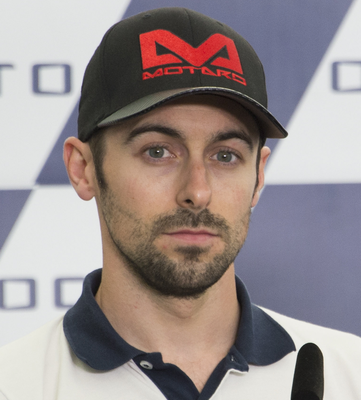 Eugene Laverty finished in 12th place