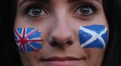 Millions will go to the polls today to decide Yes or No to Scottish independence (Photo by Dan Kitwood/Getty Images)