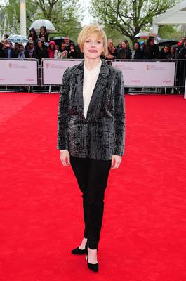 Maxine Peake arriving for the 2013 Arqiva British Academy Television Awards at the Royal Festival Hall, London. PRESS ASSOCIATION Photo. Picture date: Sunday May 12, 2013. See PA story SHOWBIZ Bafta. Photo credit should read: Ian West/PA Wire