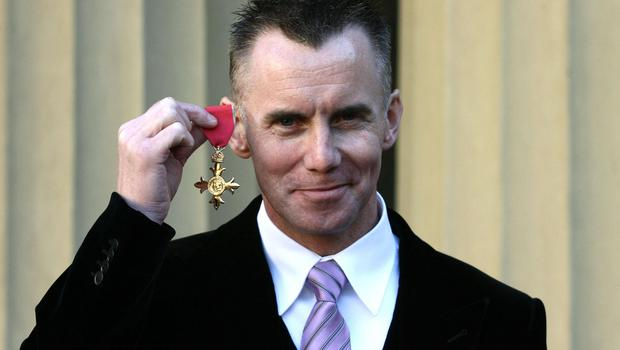 Gary Rhodes received an OBE for services to the hospitality industry in 2006 (Chris Young/PA)