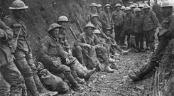 Different opinion: people's attitudes in Ireland to the First World War are changing