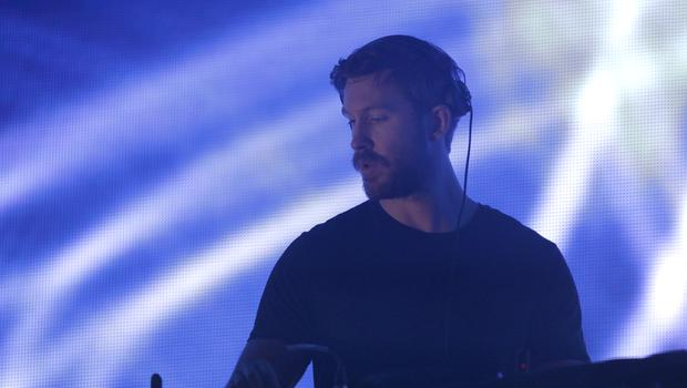 Calvin Harris will be at the event in May (Yui Mok/PA)