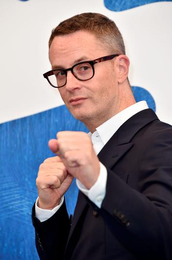 VENICE, ITALY - SEPTEMBER 02:  Nicolas Winding Refn attends the photocall of 'Dawn Of The Dead - European Cut' during the 73rd Venice Film Festival at Palazzo del Casino on September 2, 2016 in Venice, Italy.  (Photo by Pascal Le Segretain/Getty Images)