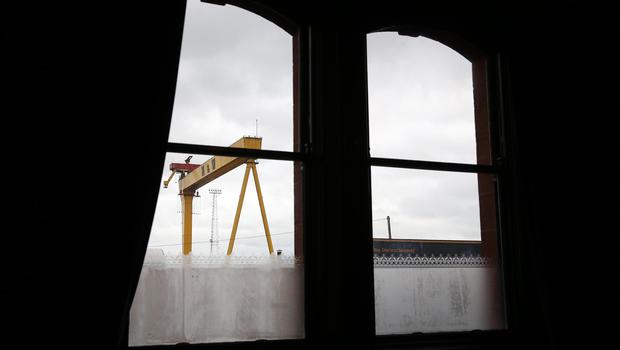 Press Release image   Press Eye - Belfast - Northern Ireland - 10th September 2017   General views of the Titanic Hotel Belfast which has opened with fanfare in the city's Titanic Quarter where the Harland & Wolff headquarters once stood. The £28m Harcourt operated hotel tells the story of Belfast's shipbuilding and maritime history of the past 100 years.   The Drawing Offices, where Titanic itself was designed, have been fully restored to their former glory thanks to a £5m grant from the Heritage Lottery Fund's Enterprise Fund. With 119 suites boasting views of Harland & Wolff cranes to the east and the Titanic Slipways to the west, Titanic Hotel Belfast is a unique heritage experience adding to Belfast's booming tourist offering.  Photo by Kelvin Boyes / Press Eye.