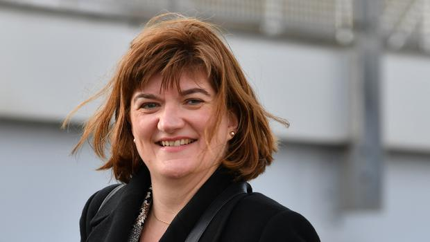 Culture Secretary Nicky Morgan said 'we must all be open-minded about the future of the licence fee' (Paul Ellis/PA)