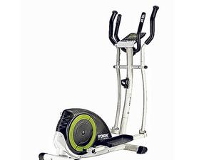 <b>York Fitness Active 120 cross trainer</b><br/> You can pay thousands for a good home cross trainer, but this reliable and compact machine has all the bases covered, with 18 workout programmes and 16 levels of resistance, as well as a built-in fitness test for those who want to check out how fast they're improving.<br/> £229, gymworld.co.uk