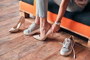 Like a glove: finding comfy shoes needn't be hard, says Dr Bharti Rajput