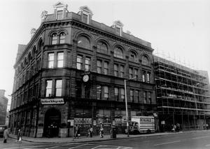 Belfast Telegraph:Building/Royal Avenue.   1986