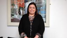 Sports Minister Deirdre Hargey