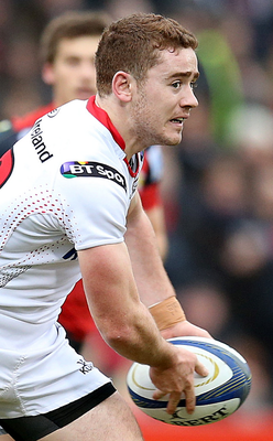 Captain's call: Paddy Jackson is to skipper Ulster