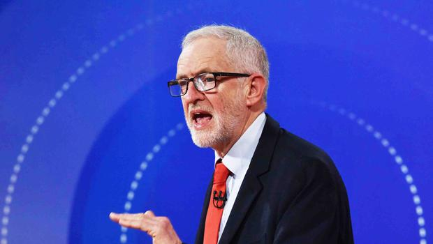 Jeremy Corbyn vowed to remain neutral on Brexit (Jeff Overs/BBC/PA)