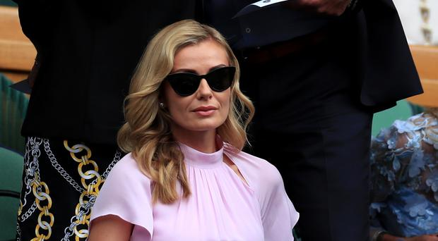 Opera singer Katherine Jenkins who was mugged in south west London (Mike Egerton/PA)