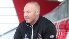 Brave face: Neil Doak has highlighted a few long-term absentees getting close to fitness and the number of games remaining as reasons to stay optimistic