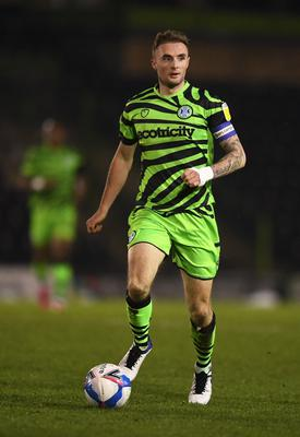 Carl Winchester's form for Forest Green Rovers has earned him a move to Sunderland