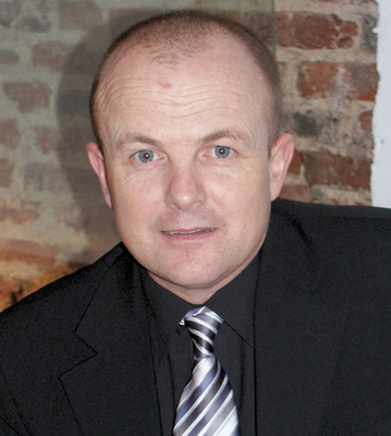 Claims: Gordon Best, regional director of the Quarry Products Association.