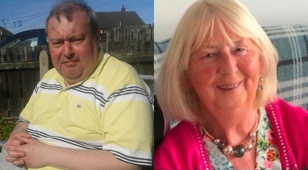 John Newcomb and Christina Conlon, who died in separate road crashes