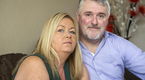 Adam Robinson's parents Mervyn and Wilma have revealed the full gruesome story about their son's torture