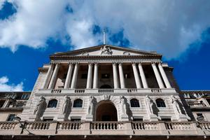 The Bank of England raised interest rates back in November