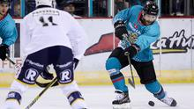 Belfast Giants' Liam Reddox (William Cherry/Presseye)