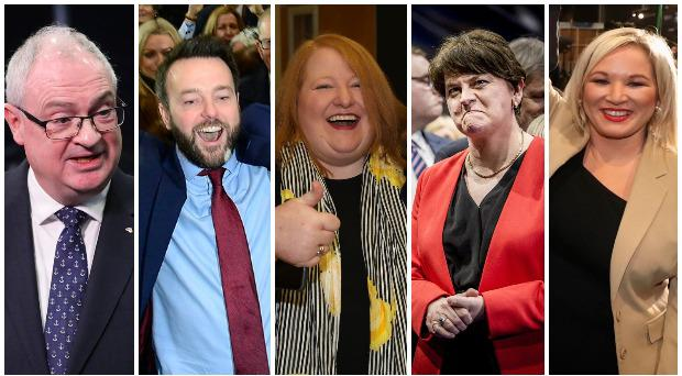 More women voted for Alliance and the SDLP at the 2019 General Election