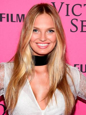 NEW YORK, NY - NOVEMBER 10:  Romee Strijd attends the 2015 Victoria's Secret Fashion After Party at TAO Downtown on November 10, 2015 in New York City.  (Photo by Grant Lamos IV/Getty Images)
