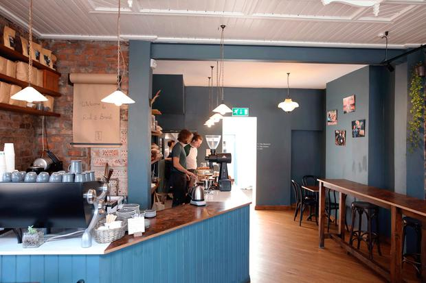 Root & Branch Cafe delivers quality food
