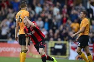Crusaders faced Wolves in last season's Europa League - would it have been a tighter affair if it was only one leg?