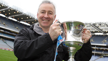 Motivated: Lenny Harbinson, who led St Gall's to All Ireland Senior Club Football Championship success in 2010, has vowed to search high and low for players to bolster Antrim's talent pool. Photo: Donall Farmer/Presseye