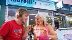 Morelli's featured in our top ice cream parlours - do you agree?
