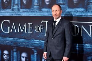 """HOLLYWOOD, CALIFORNIA - APRIL 10:  Actor Michael McElhatton attends the premiere of HBO's """"Game Of Thrones"""" Season 6 at TCL Chinese Theatre on April 10, 2016 in Hollywood, California.  (Photo by Alberto E. Rodriguez/Getty Images)"""