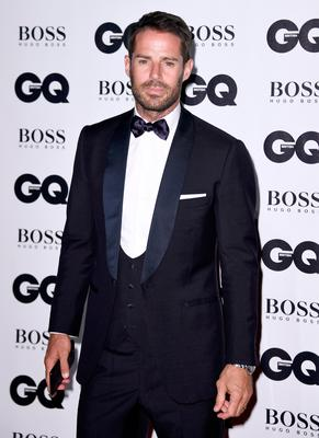 LONDON, ENGLAND - SEPTEMBER 05:  Jamie Redknapp attends the GQ Men Of The Year Awards at the Tate Modern on September 5, 2017 in London, England.  (Photo by Gareth Cattermole/Getty Images)