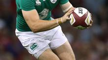 All in hand: Paddy Jackson believes Ireland are ready to click despite two World Cup warm-up defeats in recent weeks