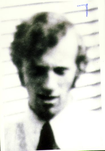 John McConville 19 Kingsmill massacre/ protestant shot dead on lonely roadside in south Armagh, killed along with him were 9 of his workmates 05/01/1976