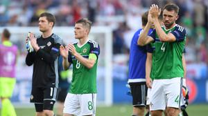 We were gutted by our opening loss to Poland but the news we received soon afterwards put the whole trip in perspective.