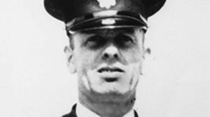 Garda Richard Fallon was the first officer killed in the Troubles (family handout/PA)