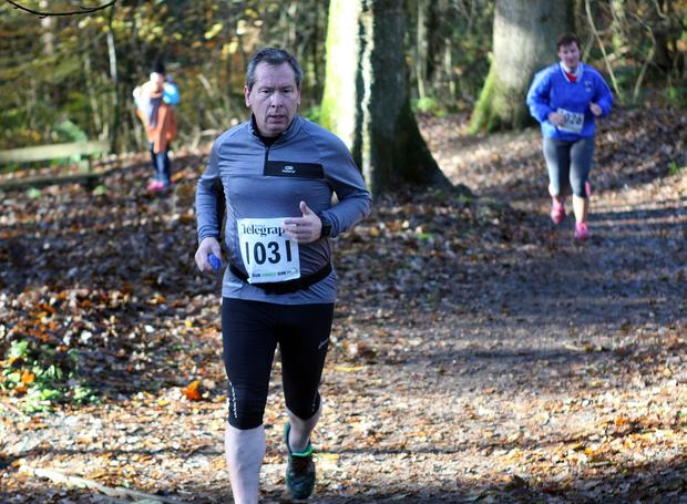 Mandatory Credit - Picture by Freddie Parkinson/Press Eye © Saturday 19th November 2016 Belfast Telegraph Run Forest Run Drum Manor Forest Park, Drum Road, Cookstown BT80 9RT Nigel	 McMorris	 CRAIGAVON
