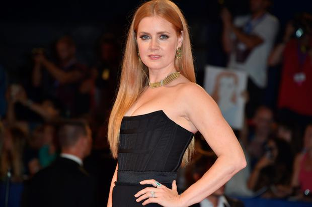 VENICE, ITALY - SEPTEMBER 01:  Amy Adams attends the premiere of 'Arrival' during the 73rd Venice Film Festival at Sala Grande on September 1, 2016 in Venice, Italy.  (Photo by Pascal Le Segretain/Getty Images)