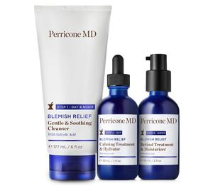 2. Perricone MD blemish relief 90-day regimen, £85 (available from August 28)