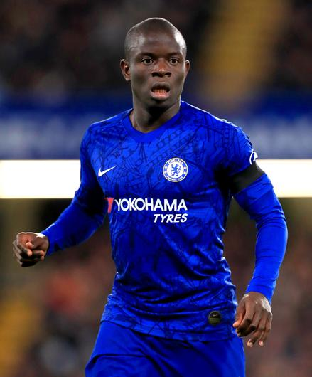 N'Golo Kante has been undertaking individual sessions at Chelsea's training ground this week (Mike Egerton/PA)
