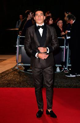 Hector Bellerin attending the GQ Men of the Year Awards 2017. Ian West/PA Wire