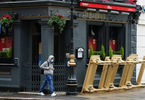 The Garrick pub and restaurant in Belfast City Centre.  Picture by Jonathan Porter/PressEye