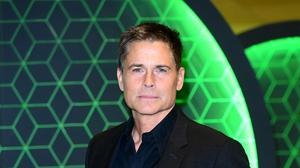 Rob Lowe has revealed he spotted the Duke of Sussex driving in California (Ian West/PA)