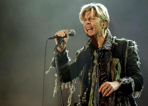 BBC Music Awards...EDITORIAL USE ONLY. NO MERCHANDISING. File photo dated 13/06/04 of David Bowie, who is among the nominees in the first ever BBC Music Awards. PRESS ASSOCIATION Photo. Issue date: Monday December 8, 2014. David Bowie is up against Ed Sheeran, Elbow, Jungle, Royal Blood and Sam Smith for the accolade of British Artist of the Year. See PA story SHOWBIZ BBCAwards. Photo credit should read: Yui Mok/PA Wire...E